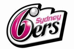 Sydney Sixers logo (sourced from Google Images)