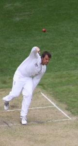 Graeme Swann, 2010-2011 Ashes (photo mine)