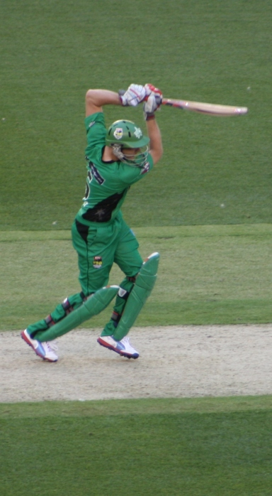 Luke Wright v Melbourne Renegades