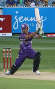 Ricky Ponting in his last game in Melbourne, Dec 15, 2012 (photo mine)