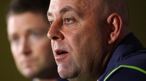 Darren Lehmann (image from Fox Sports)