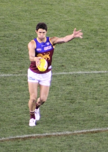 Brent Staker v Essendon, May 18, 2013 (photo mine)
