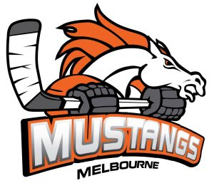 Melbourne Mustangs logo (courtesy Melbourne Mustangs Facebook)