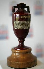 The Ashes Urn (thanks to Google Images)