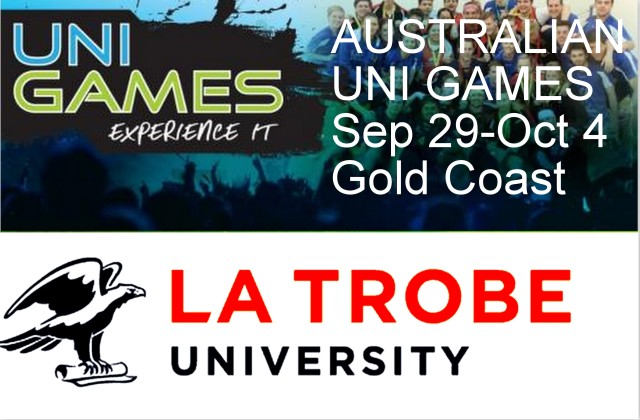 My personal Australian University Games Banner (Google Images - Source)