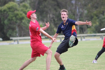 La Trobe v Wollongong, Australian University Games, 2013 (photo mine)