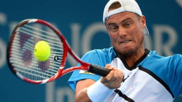 Lleyton Hewitt, Australian summer 2014 (photo: SMH)