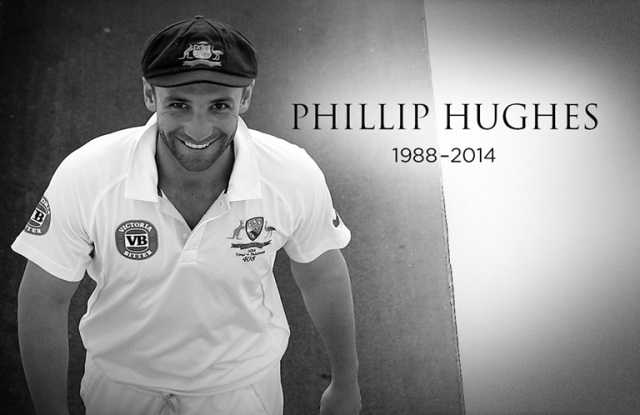 Phil Hughes (photo: Cricket Australia)