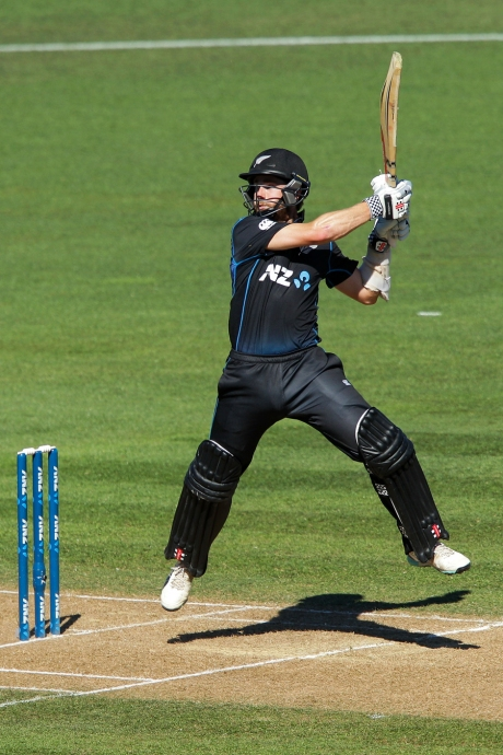 Kane Williamson against Sri Lanka (photo: Getty Images)