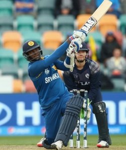 Sri Lanka v Scotland - 2015 ICC Cricket World Cup