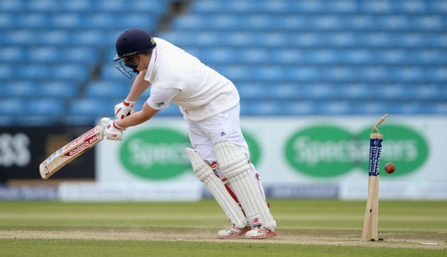 England's situation encapsulated by Gary Ballance (photo: Getty Images)