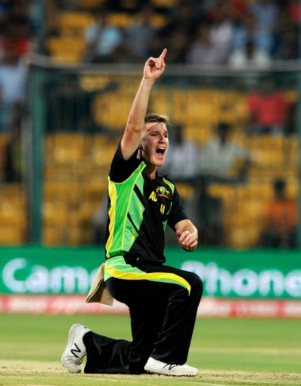 Adam Zampa could be Australia's spin weapon, along with Ashton Agar (Picture: IDI/Getty Images)